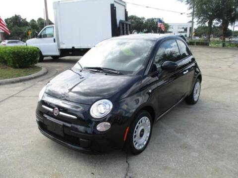 2015 FIAT 500 for sale at NATIONWIDE FLEET SERVICES,INC in Sanford FL