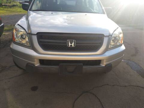 2005 Honda Pilot for sale at Maple Street Auto Sales in Bellingham MA