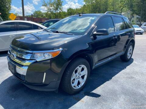 2013 Ford Edge for sale at Erie Shores Car Connection in Ashtabula OH