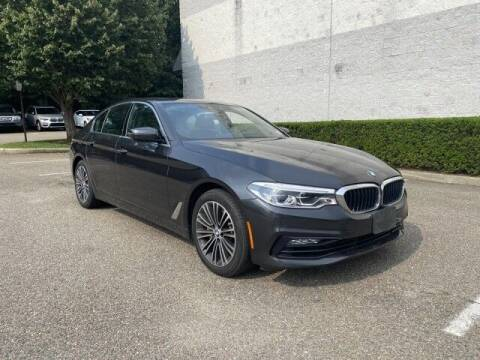 2018 BMW 5 Series for sale at Select Auto in Smithtown NY