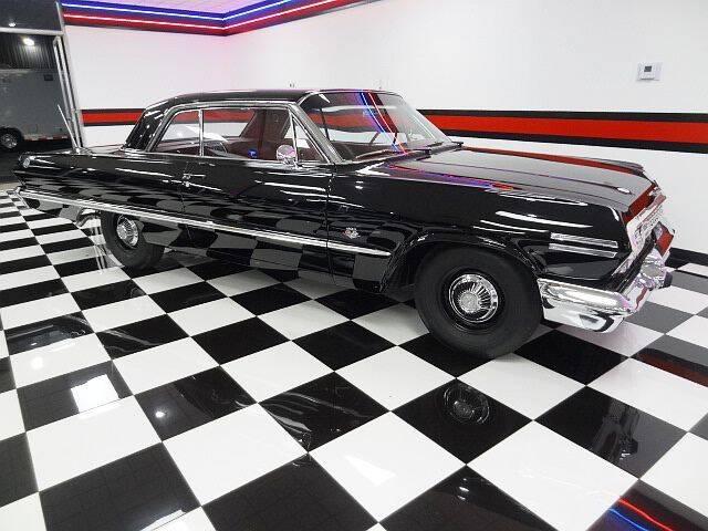 1963 Chevrolet Impala for sale at Wagner's Classic Cars in Bonner Springs KS