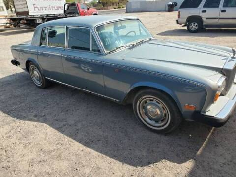 1976 Rolls-Royce Silver Shadow for sale at Classic Car Deals in Cadillac MI