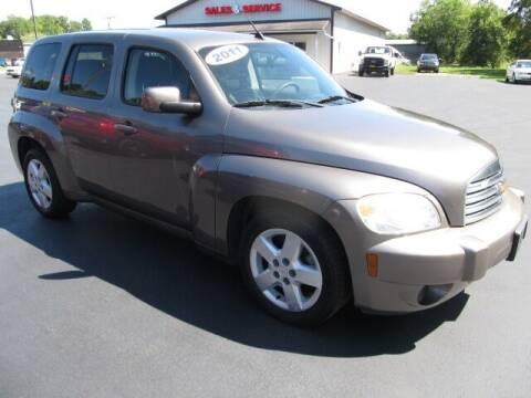 2011 Chevrolet HHR for sale at Thompson Motors LLC in Attica NY