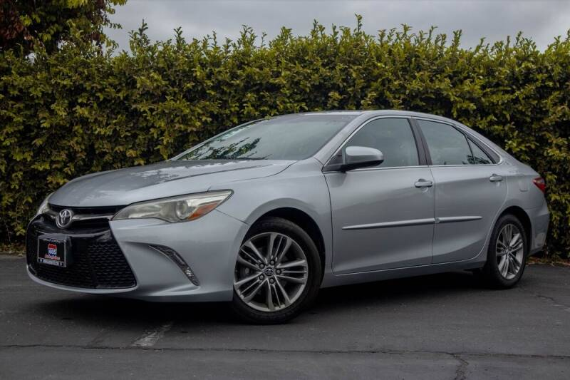 2016 Toyota Camry for sale at 605 Auto  Inc. in Bellflower CA