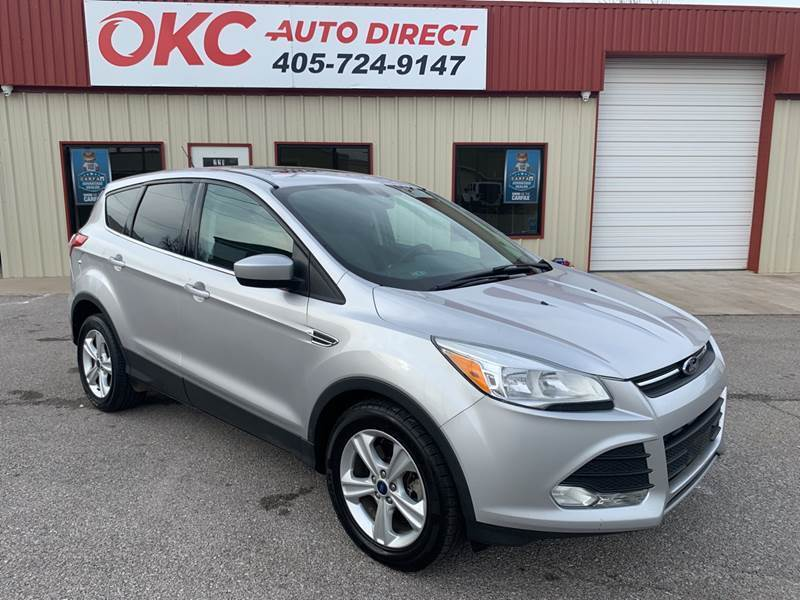2015 Ford Escape for sale at OKC Auto Direct, LLC in Oklahoma City OK