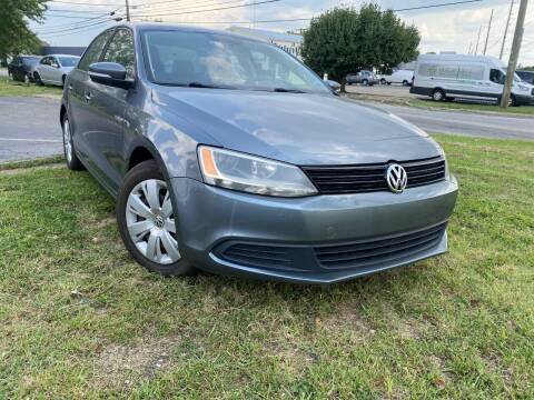 2011 Volkswagen Jetta for sale at A Class Auto Sales in Indianapolis IN