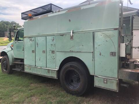 1996 International 4700 for sale at Monroe Auto's, LLC in Parsons TN