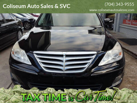 2009 Hyundai Genesis for sale at Coliseum Auto Sales & SVC in Charlotte NC