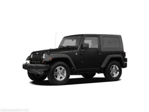 2008 Jeep Wrangler for sale at Terry Lee Hyundai in Noblesville IN