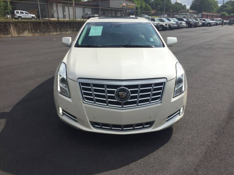 2013 Cadillac XTS for sale at Beckham's Used Cars in Milledgeville GA