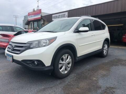 2014 Honda CR-V for sale at WINDOM AUTO OUTLET LLC in Windom MN