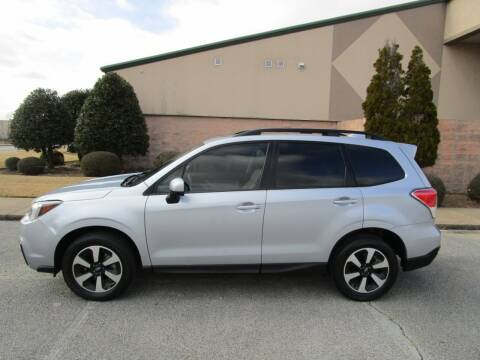 2018 Subaru Forester for sale at JON DELLINGER AUTOMOTIVE in Springdale AR