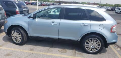 2008 Ford Edge for sale at Xtreme Motors Plus Inc in Ashley OH