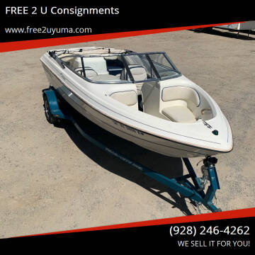 1997 Monterey M-Series 180 for sale at FREE 2 U Consignments in Yuma AZ