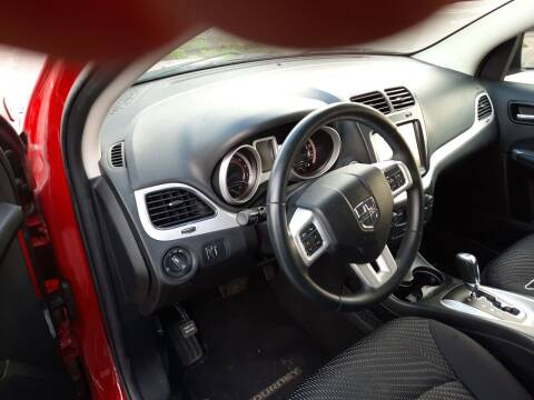 2015 Dodge Journey for sale at Harmony Auto Sales in Marengo IL