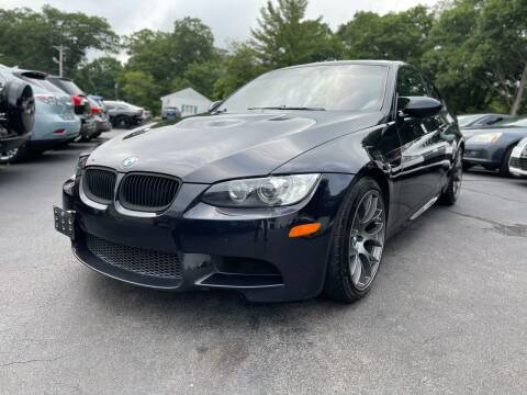 2008 BMW M3 for sale at SOUTH SHORE AUTO GALLERY, INC. in Abington MA