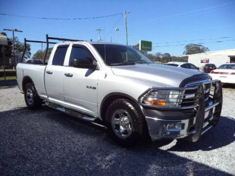 2010 Dodge Ram Pickup 1500 for sale at PICAYUNE AUTO SALES in Picayune MS
