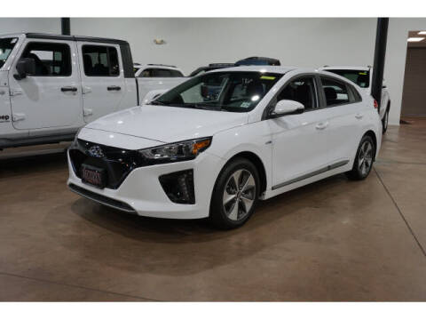 2019 Hyundai Ioniq Electric for sale at Montclair Motor Car in Montclair NJ