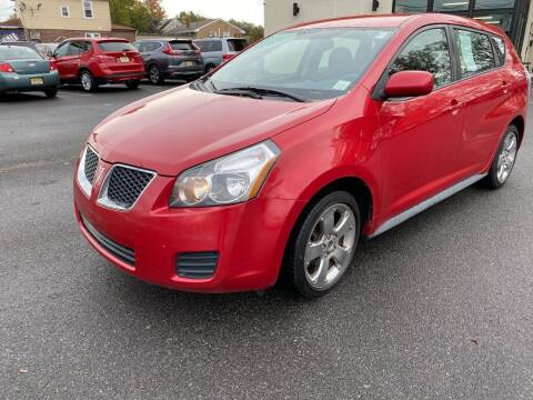 2009 Pontiac Vibe for sale at MAGIC AUTO SALES in Little Ferry NJ
