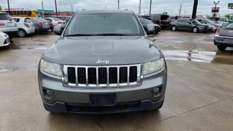 2012 Jeep Grand Cherokee for sale at Auto Limits in Irving TX