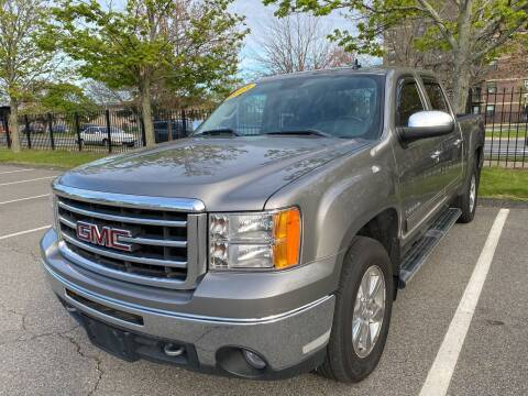 2013 GMC Sierra 1500 for sale at Commercial Street Auto Sales in Lynn MA