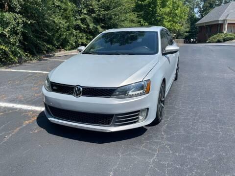 2013 Volkswagen Jetta for sale at SMT Motors in Roswell GA