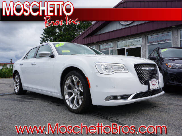 2019 Chrysler 300 for sale at Moschetto Bros. Inc in Methuen MA