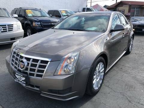 2012 Cadillac CTS for sale at Plaza Auto Sales in Los Angeles CA