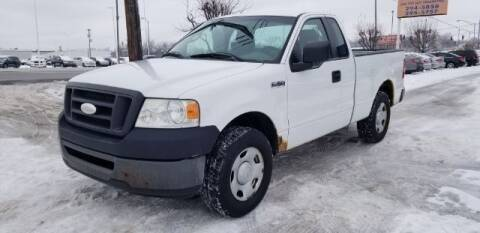 2008 Ford F-150 for sale at Tri City Auto Mart in Lexington KY