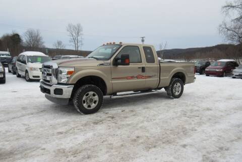 2011 Ford F-250 Super Duty for sale at Clearwater Motor Car in Jamestown NY