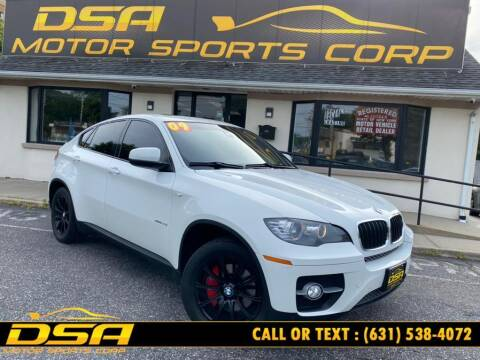 2009 BMW X6 for sale at DSA Motor Sports Corp in Commack NY