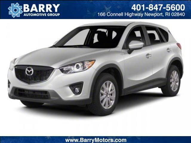 2013 Mazda CX-5 for sale at BARRYS Auto Group Inc in Newport RI
