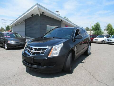 2011 Cadillac SRX for sale at Crown Auto in South Salt Lake UT