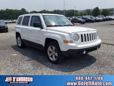 2012 Jeep Patriot for sale at Jeff D'Ambrosio Auto Group in Downingtown PA