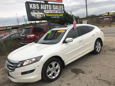 2012 Honda Crosstour for sale at KBS Auto Sales in Cincinnati OH