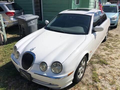 2002 Jaguar S-Type for sale at Castagna Auto Sales LLC in Saint Augustine FL