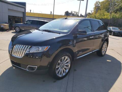 2013 Lincoln MKX for sale at GS AUTO SALES INC in Milwaukee WI