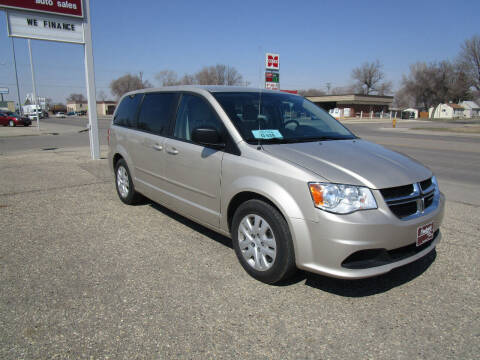 2015 Dodge Grand Caravan for sale at Padgett Auto Sales in Aberdeen SD