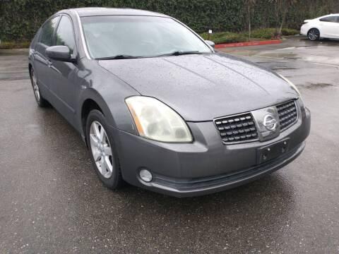 2004 Nissan Maxima for sale at AUCTION SERVICES OF CALIFORNIA in El Dorado CA