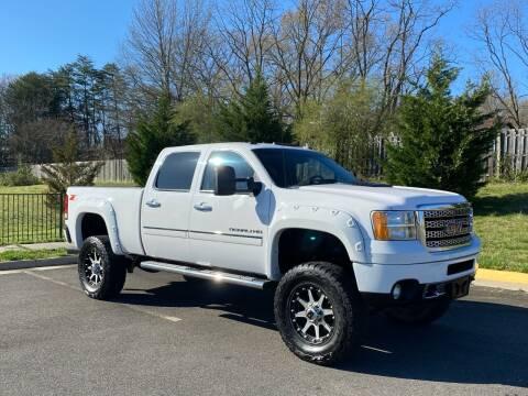 2014 GMC Sierra 2500HD for sale at Superior Wholesalers Inc. in Fredericksburg VA