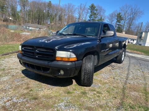 2001 Dodge Dakota for sale at Deals On Wheels LLC in Saylorsburg PA