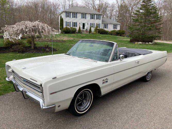1968 Plymouth Sport Fury for sale in Cadillac, MI