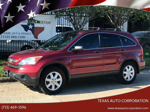 2008 Honda CR-V for sale at Texas Auto Corporation in Houston TX