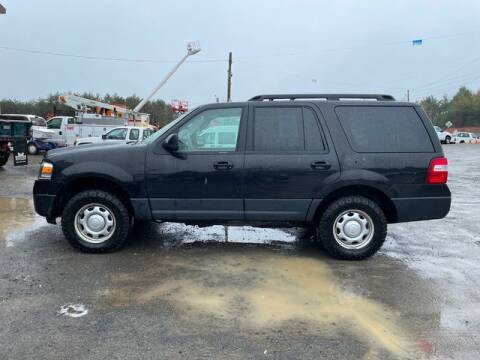 2014 Ford Expedition for sale at Upstate Auto Sales Inc. in Pittstown NY