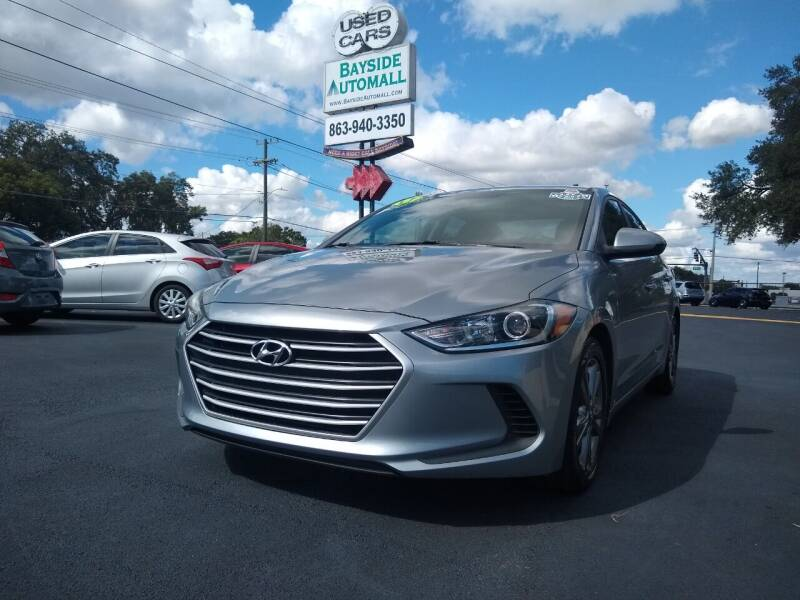 2017 Hyundai Elantra for sale at BAYSIDE AUTOMALL in Lakeland FL