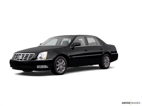 2007 Cadillac DTS for sale at Jamerson Auto Sales in Anderson IN