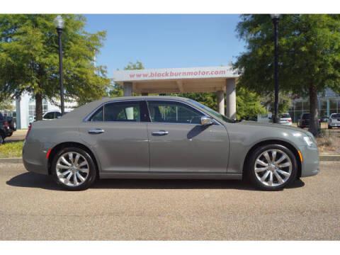 2018 Chrysler 300 for sale at BLACKBURN MOTOR CO in Vicksburg MS