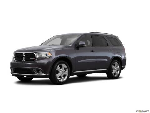2015 Dodge Durango for sale at Carros Usados Fresno in Fresno CA
