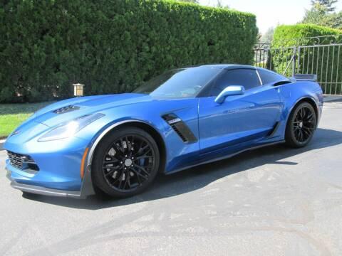 2016 Chevrolet Corvette for sale at Top Notch Motors in Yakima WA