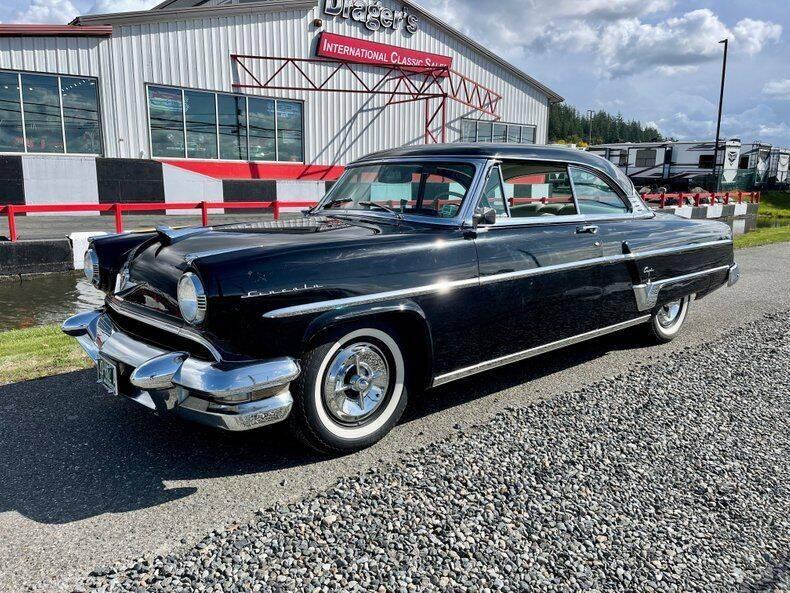 1954 Lincoln Capri 2 Door Hard Top for sale at Drager's International Classic Sales in Burlington WA